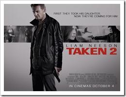14 Taken 2 Movie Poster