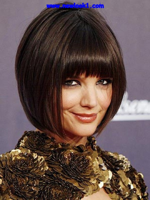 bob hairstyles for round face 2013