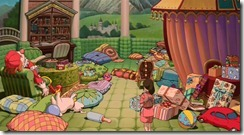 Spirited Away Baby's Room