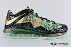 nike lebron 10 ps elite championship pack 15 08 Release Reminder: LeBron X Celebration / Championship Pack