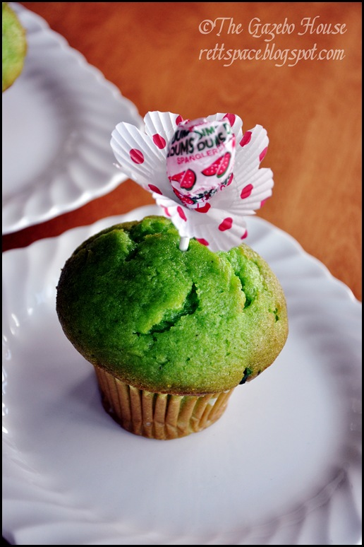 flower cupcakes 004