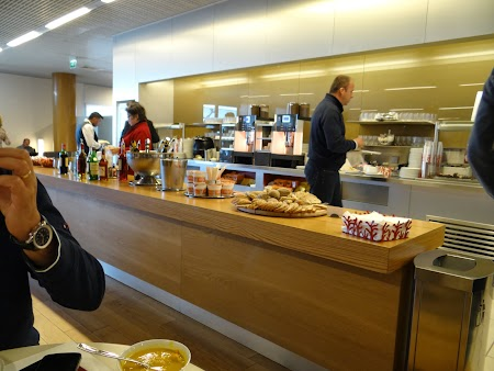 Business lounge Paris