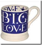 Emma Bridgewater Big Love Mug