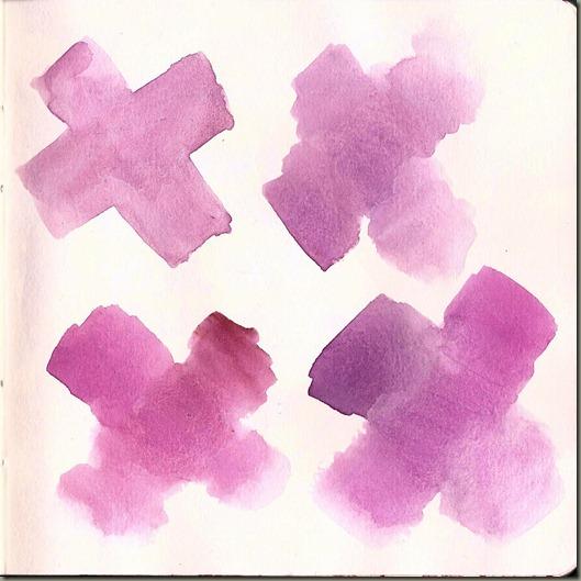 Waterbrush purple photns