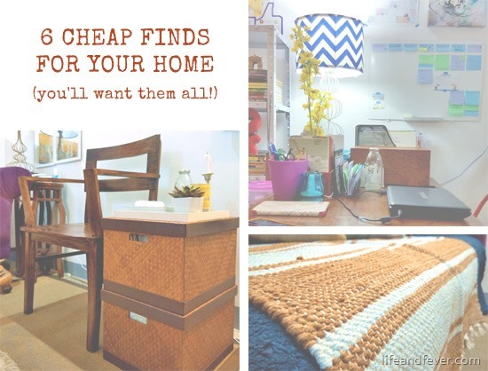 cheap finds for home