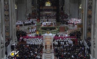 Vigília Pascal - Vaticano 30.03.13