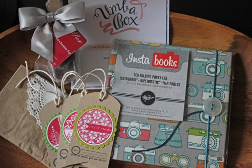 December Umba Box Review
