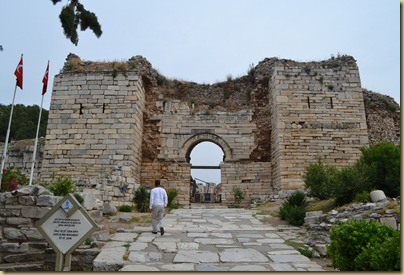 St John entrance