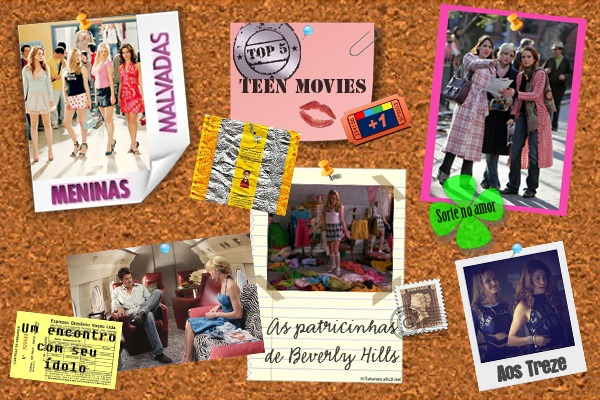 Teen-Movies-Mural-Filmes-Adolescentes