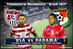 Estados Unidos vs Panamá en final Copa de Oro 2013
