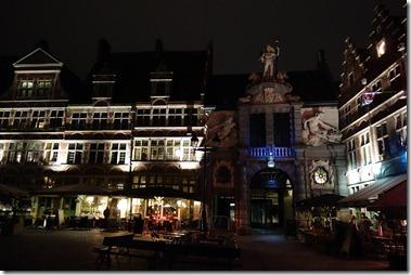 Oude Vismarkt 旧魚市場