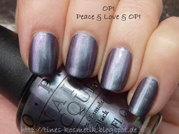 OPI Peace & Love & OPI 1