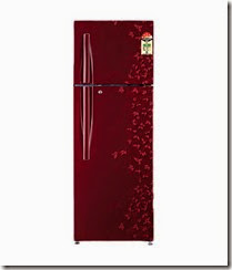 SNapdeal: Buy LG GL-D292RPJL(WG) Frost Free Double Door Refrigerator at Rs.25800
