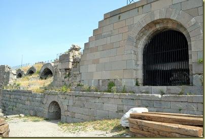 Pergamon Trajan Temple Vaulting