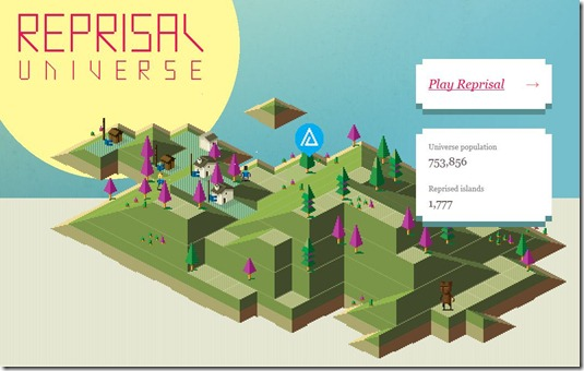 Reprisal Universe free web game