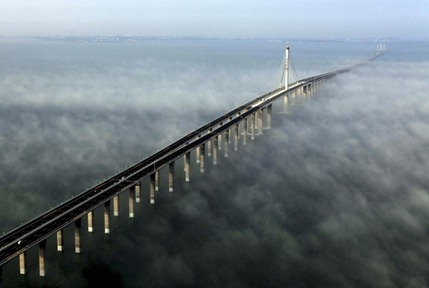 Hangzhou Bay Bridge 007