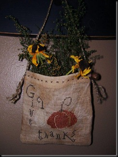 give thanks ditty bag