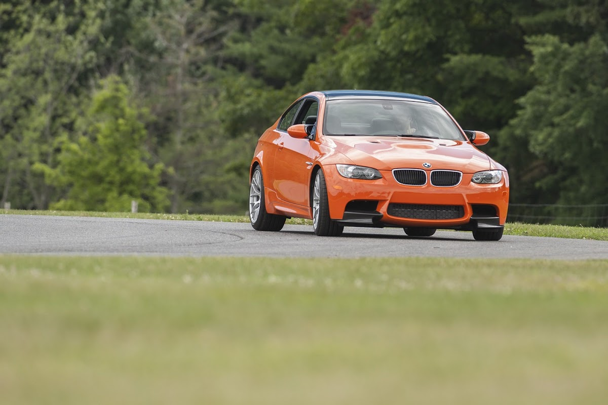New 2013 BMW M3 Coupe Lime Rock Park Edition Limited to 200 Units
