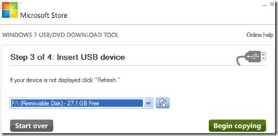 Creare installazione Windows 8 Consumer Preview avviabile da chiavetta USB