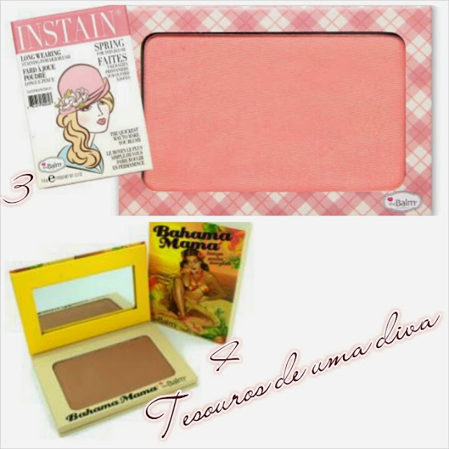 The Balm - Instain e Bahama Mama