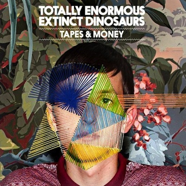 totally enormous extinct dinosaurs - tapes money