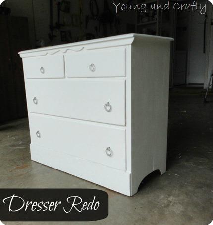 Pretty Dresser Redo