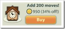 Compre 200 movimentos