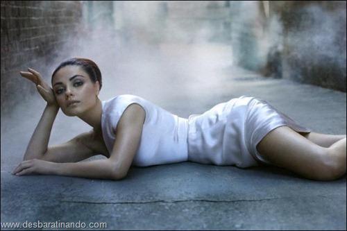 mila kunis linda sensual sexy pictures photos fotos best desbaratinando  (73)