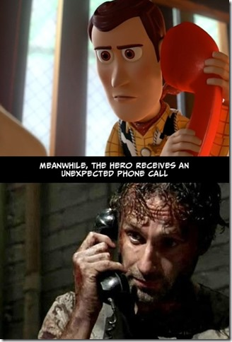 Walking Dead v Toy Story 18c
