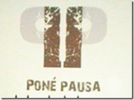 Programa Municipal Poné Pausa