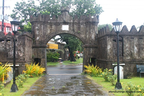 Old West Gate Subic Bay Freeport Zone