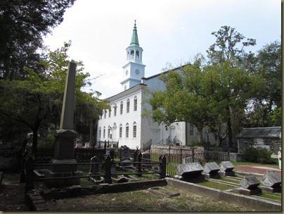 Parish Church of St. Helena, EST 1712