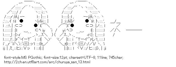 Churuya-san