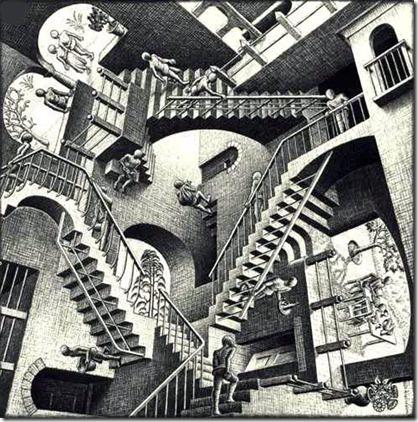 Relativity_MCEscher_1953