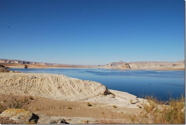 10-31-11 C Glen Canyon Dam NRA Wahweap Area 033