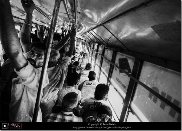 City Bus © Tashi Delek