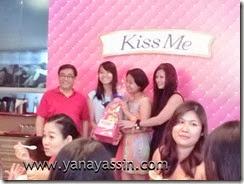 Kosmetik Kiss Me 130