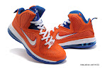 lbj9 fake colorway nyknicks 1 02 Fake LeBron 9
