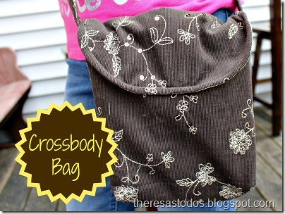 Tween Crossbody Bag