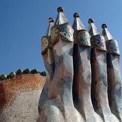 40.- Gaudí. Casa Batlló