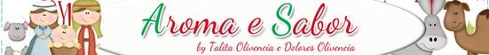 Banner aroma e sabor natal