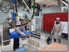 Opleiding Fabriek Dacia Lodgy 07