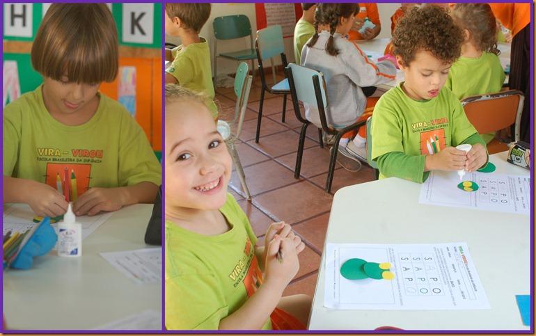 Infantil 4 manhã caderno12