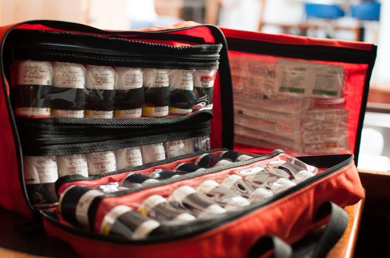 first aid pills