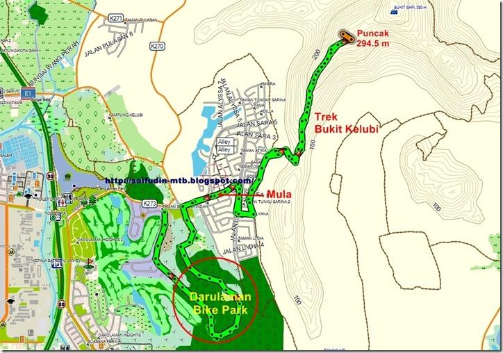 Bukit Kelubi