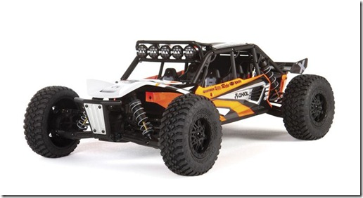 axial exo front