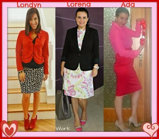 Valentine Collage Work