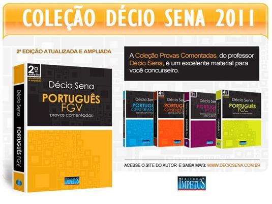 23 - Português - Coleção Décio Sena