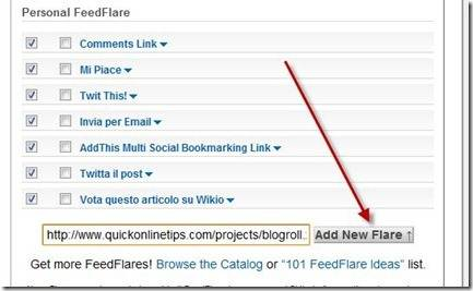 feedflare-personali