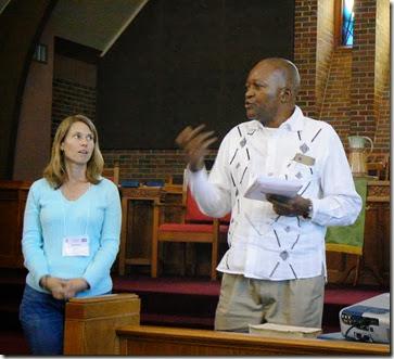 Mboyamba, evangelism (CMN)